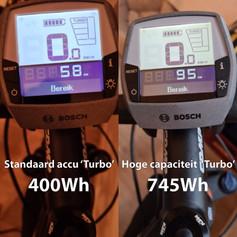 400Wh vs 745Wh Turbo