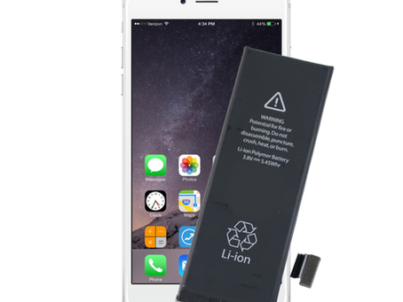 Nieuwe hoge capaciteit iPhone batterijen voor de iPhone 7(+) en 8(+) - tot 24% meer!