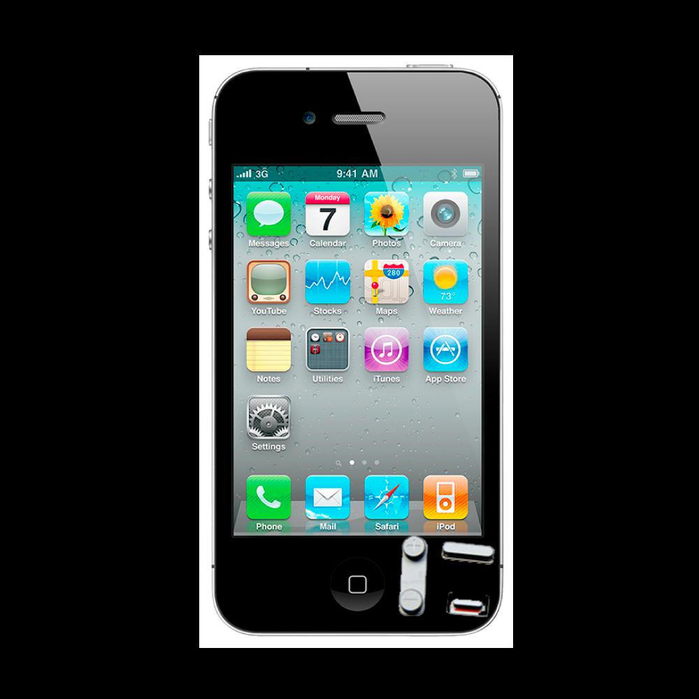 iPhone 4 Knoppen vervangen