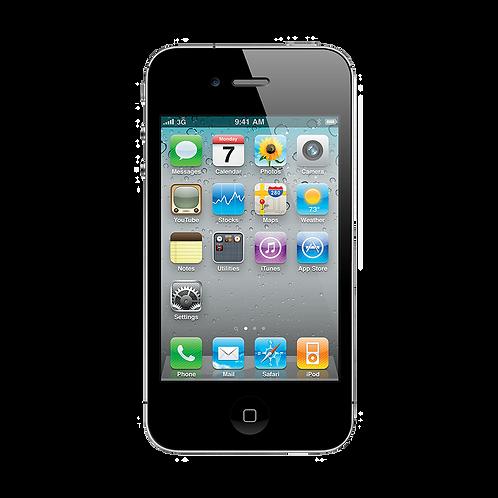 iPhone 4S Scherm (herstelling inbegrepen)