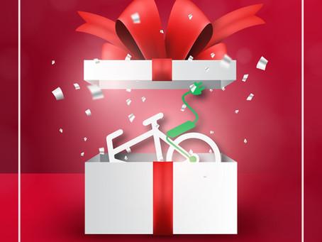 Bestel nu je Ebattery cadeaubon, het perfecte geschenk voor de feestdagen!