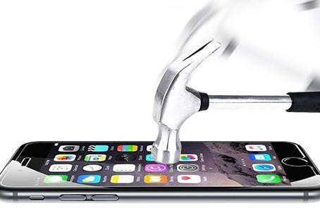 Hoe voorkom je dat het glas van je iPhone (terug) breekt?