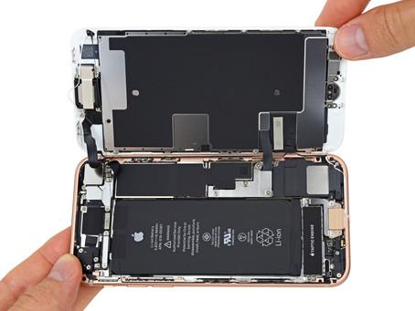 iPhone 8 (Plus) schermen op voorraad!