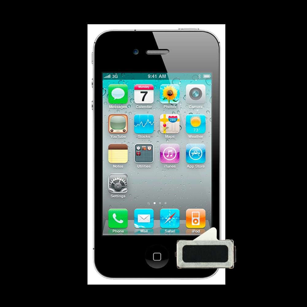 iPhone 4 Earspeaker vervangen
