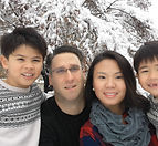 Elder Frank Huang & Family