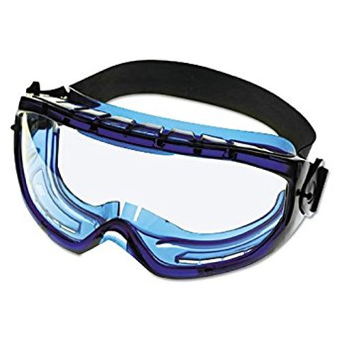 Monogoggle XTR Blue Frame with Clear Anti-Fog Lens