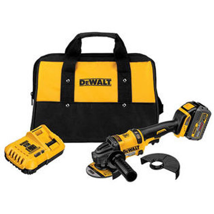 Dewalt DCG414T1 60V MAX Cordless Lithium-Ion 4-1/2 in. - 6 in. Grinder with FLEX