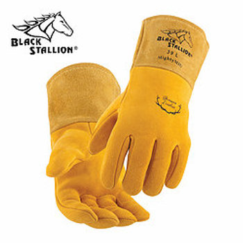 Mighty MIG® 39 Deerskin Premium MIG Welding Gloves