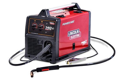 Lincoln POWER MIG® 140C MIG Welder