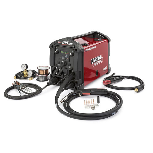 Lincoln Power MIG 210 MP Multi Process Welder