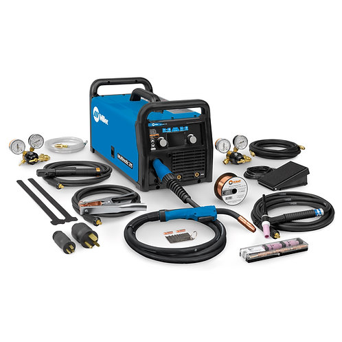 Multimatic® 215 Multiprocess Welder with TIG Kit - 951674
