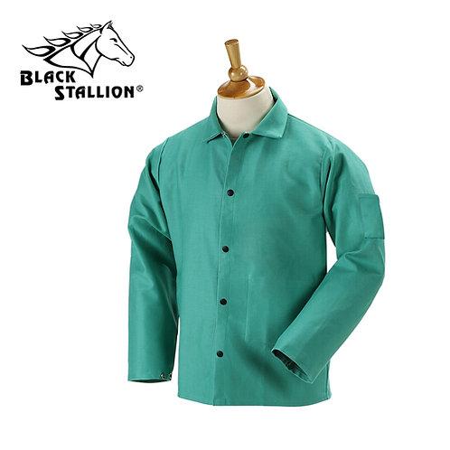 Black Stallion F9-30C Cotton Welding Jacket