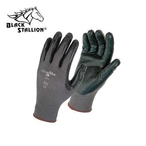 Black Stallion AccuFlex NF 2600 Nitrile Foam Coated Palm Nylon
