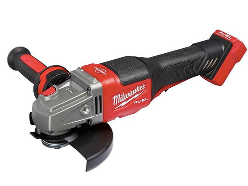 Milwaukee 2980-20 M18 Fuel 18 Volt 6 Inch Paddle Switch Grinder, Bare Tool