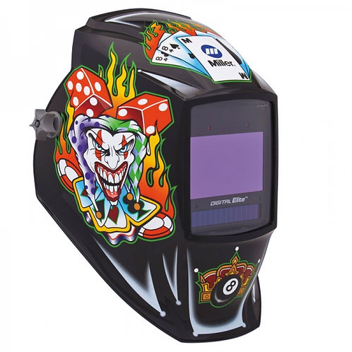 Miller Digital Elite Welding Helmet- The Joker