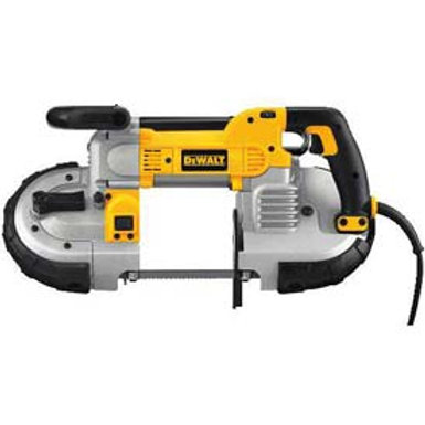 "DeWALT® Deep Cut Band Saw, DWM120, 10 Amps, 100-350 fpm, 44-7/8"" Blade"