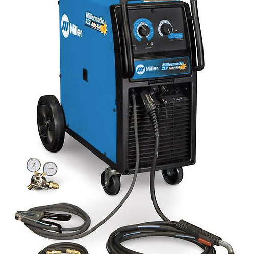 Millermatic 212 Auto-Set 220 Volt Wire Welder - 907405