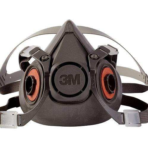 3M Half Facepiece Reusable Respirator 6300