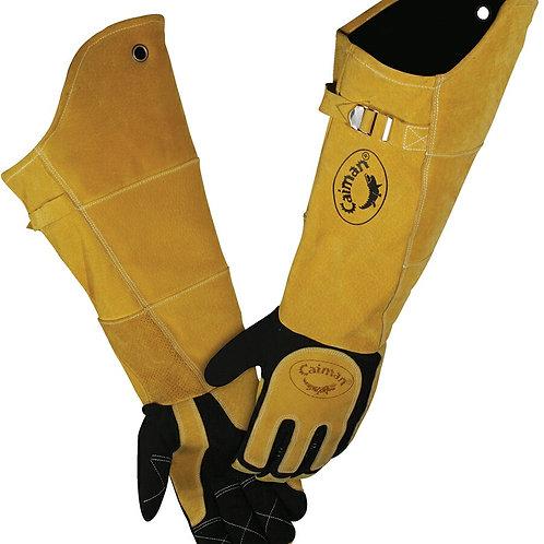 Caiman Kontour 21 Inch Deerskin Welding Glove