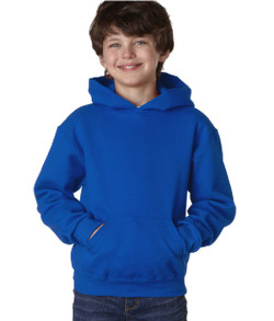 Youth Hooded Pullover Sweatshirt