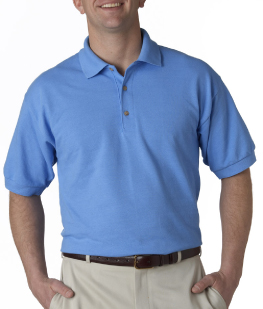 Adult 100% Cottton Pique Polo