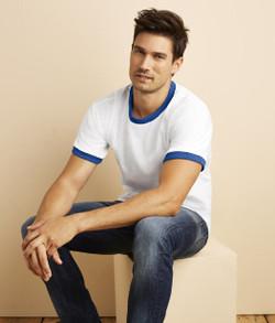 Adult Ringer T-Shirt