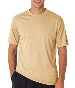 Adult B-Dry Short Sleeve Performance