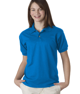 Youth 50/50 Golf Shirt