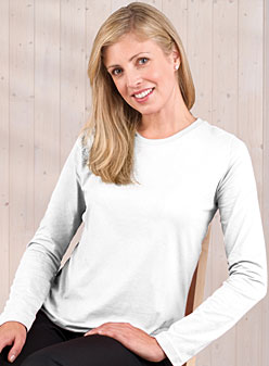 LAT Ladies Long Sleeve T-Shirt