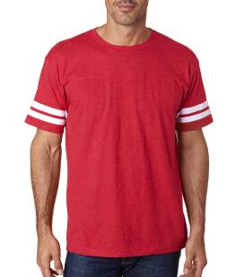 Adult Fine Jersey Football T-Shirt