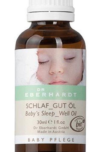 Baby's SchlafGut Öl, 30ml