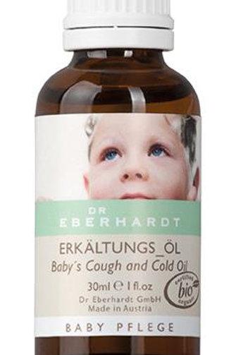 Baby's Erkältungs Öl, 30ml