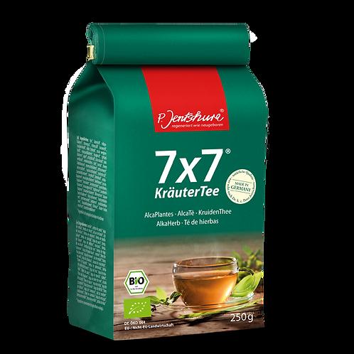 7x7 KräuterTee, 100g