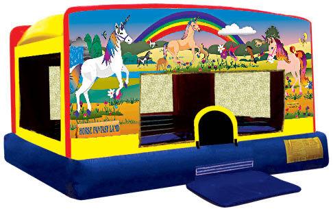 BouncyCastle-Girls