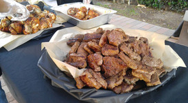 Special event all meat bbq - steak