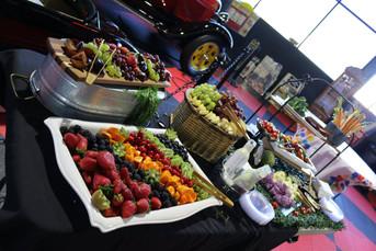fruit and veggie bar