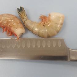 Thymelymeals don't serve popcorn skrimp,