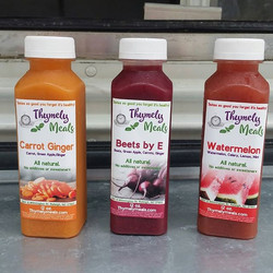 Got the juices you seek at the Triangle