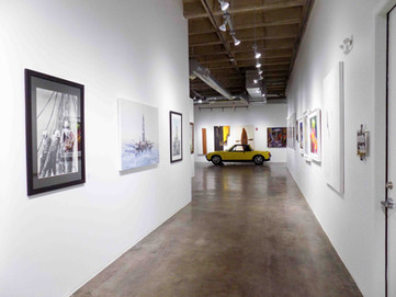 Industrial Fine Art Gallery - Houston