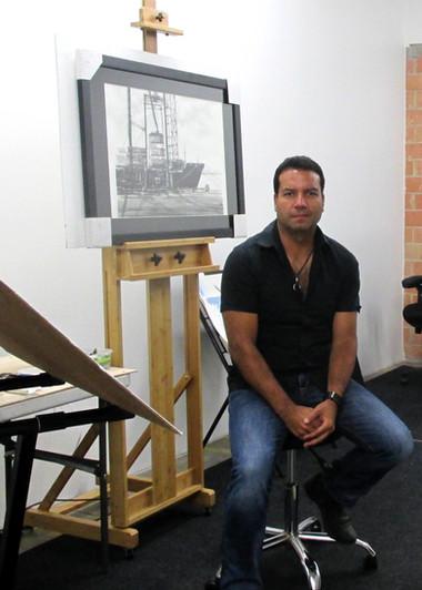 Francisco Andres Carrion - Artist - Houston, TX