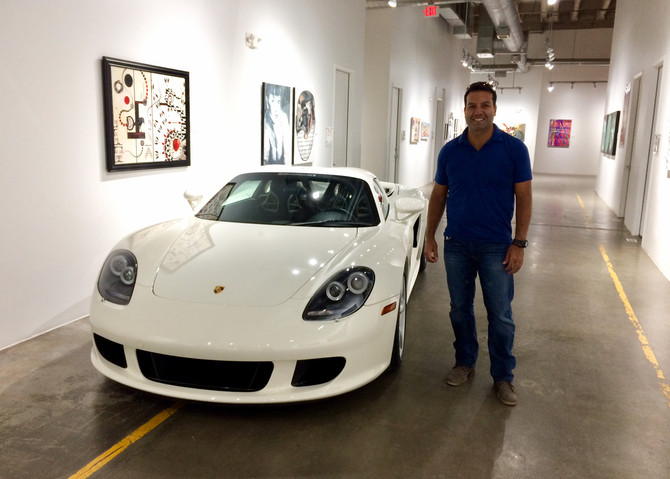 Tejas Treffpunkt Porsche Event a Total Success!!