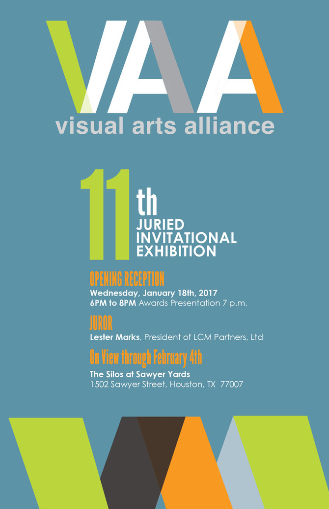 VVA 11th Juried Invitational Exhibition