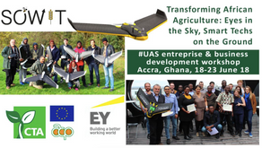 EN: Africa goes Green and Digital with a consortium of 30 Agritech entrepreneurs