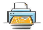 Print Icono