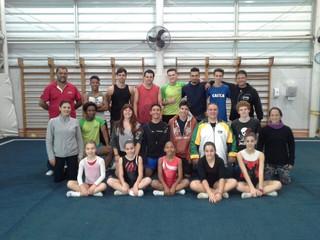 Treinamento Clube Hebraica SP