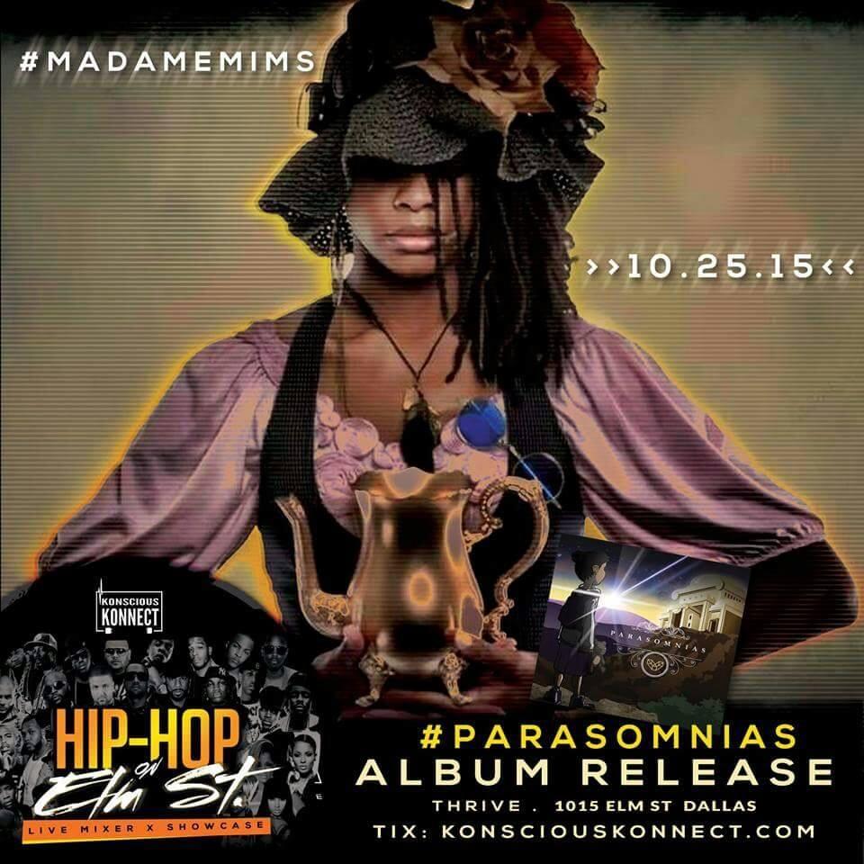 Parasomnias Album Release