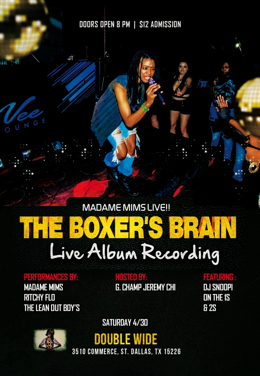 Double Wide - The Boxer's Brain
