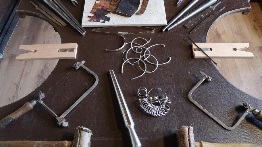 Textured Jewellery Workshop Voucher