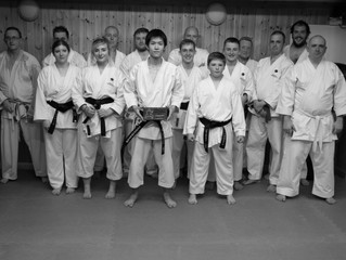 Kenshin - Final training session