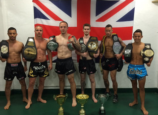 Powers Martial Arts Sheffield - K1 & MMA